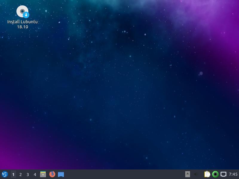 VirtualBox_Lubuntu18.10_21_10_2018_09_45_39